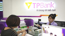 TPBank 6 tháng đặt 324 tỷ đồng lợi nhuận, vượt kế hoạch năm