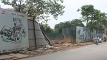 Dự án bán gần hết nhà vẫn nợ tiền sử dụng đất