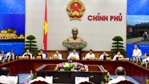 Chính phủ họp phiên thường kỳ tháng 8 trong 2 ngày