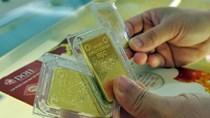 Giá vàng SJC giảm tiếp, USD ngân hàng tăng nhẹ