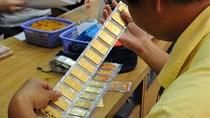 Vàng SJC tăng ít hơn vàng thế giới, chênh lệch chỉ còn 3,1 triệu đồng/lượng