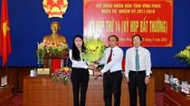 Ông Nguyễn Văn Trì trở thành Chủ tịch UBND tỉnh Vĩnh Phúc
