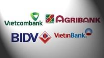 """Khám sức khỏe nhóm """"Big 4"""" ngân hàng Việt Nam"""