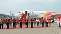 Vietjet khai trương đường bay TPHCM – Yangon