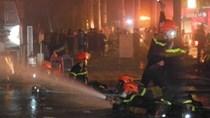 Bác thông tin 1.000 xe máy bị thiêu rụi trong vụ cháy chung cư Xa La