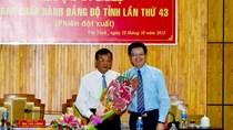Ông Phạm Văn Tân giữ chức Phó Bí thư tỉnh Tây Ninh