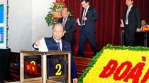 Ông Nguyễn Mạnh Hùng tái đắc cử Bí thư Tỉnh ủy Bình Thuận