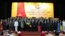 Ông Nguyễn Khắc Chử được bầu giữ chức Bí thư Lai Châu