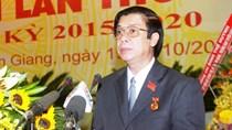 Ông Nguyễn Văn Danh được bầu giữ chức Bí thư Tiền Giang