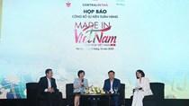 """Sắp diễn ra tuần hàng """"Made in Vietnam - Tinh hoa Việt Nam"""" tại Hà Nội"""