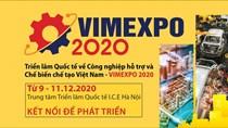 Triển lãm quốc tế về Công nghiệp hỗ trợ và Chế biến chế tạo Việt Nam – VIMEXPO 2020