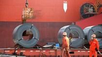 Trung Quốc thay đổi một số chính sách thuế đối với nhiều sản phẩm gang thép xuất nhập khẩu
