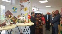 Tuần hàng Việt Nam tại Hà Lan: Đưa nông sản thực phẩm Việt đến người tiêu dùng Hà Lan