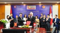 Thuỵ Sỹ hỗ trợ Việt Nam cải thiện chính sách thương mại và nâng cao năng lực xúc tiến xuất khẩu