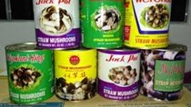 Công ty Canada cần nhập khẩu quả vải đóng hộp và nấm Shitake