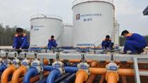 Kim ngạch nhập khẩu xăng dầu và xuất khẩu dầu thô cùng giảm