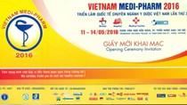 350 doanh nghiệp hội tụ tại Triển lãm Y Dược Việt Nam lần thứ 23