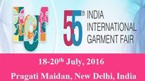 18-20/7: Mời tham dự Hội chợ may quốc tế Ấn Độ lần thứ 57