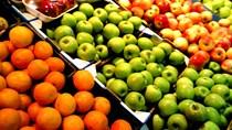 Nhập khẩu rau quả về Việt Nam tăng mạnh