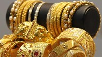 Trang sức bằng vàng chịu thuế suất 0% từ 1/9/2016