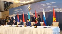 Hiệp định thương mại tự do giữa Việt Nam và Liên minh Kinh tế Á-Âu (VEAEUFTA)