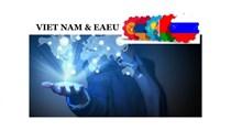 Ban hành nhiều văn bản tạo thuận lợi thực thi FTA Việt Nam - EAEU