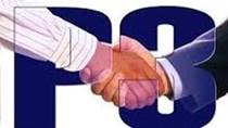Ngành dệt may và da giày đạt thỏa thuận PPP