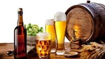 Giá bia, rượu tại một số tỉnh tuần đến 3/12/2016