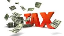 Chưa có chứng từ thanh toán qua ngân hàng vẫn được kê khai khấu trừ thuế