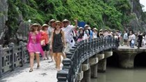 Tháng 2, Việt Nam đón lượng khách quốc tế lớn nhất trong nhiều năm lại đây