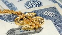 Giá vàng, tỷ giá 6/3/2017: vàng giảm xuống 36,82 triệu đ/lượng