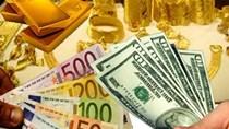 Giá vàng, tỷ giá 10/3/2017: vàng giảm xuống mức thấp 36,6 triệu đ/lượng