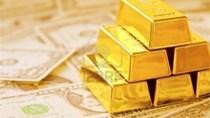 Giá vàng, tỷ giá 10/4/2017: vàng giảm nhẹ