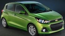 Bảng giá xe Chevrolet tại Việt Nam tháng 4/2017