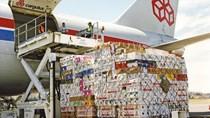 Kim ngạch xuất nhập khẩu tăng mạnh đạt gần 108 tỷ USD