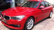Bảng giá xe ô tô BMW tháng 5/2017