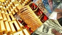 Giá vàng, tỷ giá 8/6/2017: giá vàng và USD cùng giảm