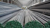 Kim ngạch nhập khẩu sắt thép liên tục tăng mạnh
