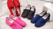Cơ hội xuất khẩu hàng dệt may, da giầy, túi xách