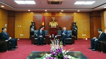 Thứ trưởng Trần Quốc Khánh tiếp Phó Tỉnh trưởng tỉnh Cát Lâm – TQ