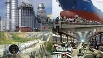 Chỉ số sản xuất công nghiệp Việt Nam tăng mạnh