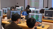 Chứng khoán sáng 12/7: Sắc xanh áp đảo, VN-Index vững đà tăng