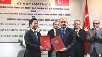 Kỳ họp lần thứ 7 Ủy ban hỗn hợp về KT và TM VNam và Thổ Nhĩ Kỳ