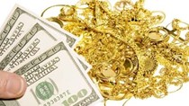 Giá vàng, tỷ giá 20/7/2017: vàng thế giới vẫn cao, trong nước giảm