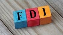 FDI 7 tháng tăng hơn 5,8%