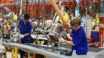 Chỉ số sản xuất toàn ngành công nghiệp tháng 7 tăng 8,1%