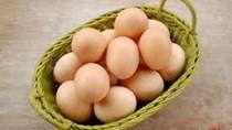 Hàn Quốc tạm miễn thuế nhập khẩu các sản phẩm trứng
