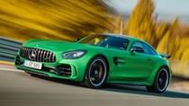 Bảng giá xe ô tô Mercedes - Benz mới nhất tháng 8/2017
