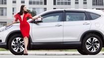 Bảng giá ôtô Honda tháng 9/2017: CR-V, Civic giảm mạnh tay