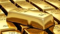 Giá vàng, tỷ giá 14/9/2017: vàng giảm trở lại sau 1 hôm tăng nhẹ